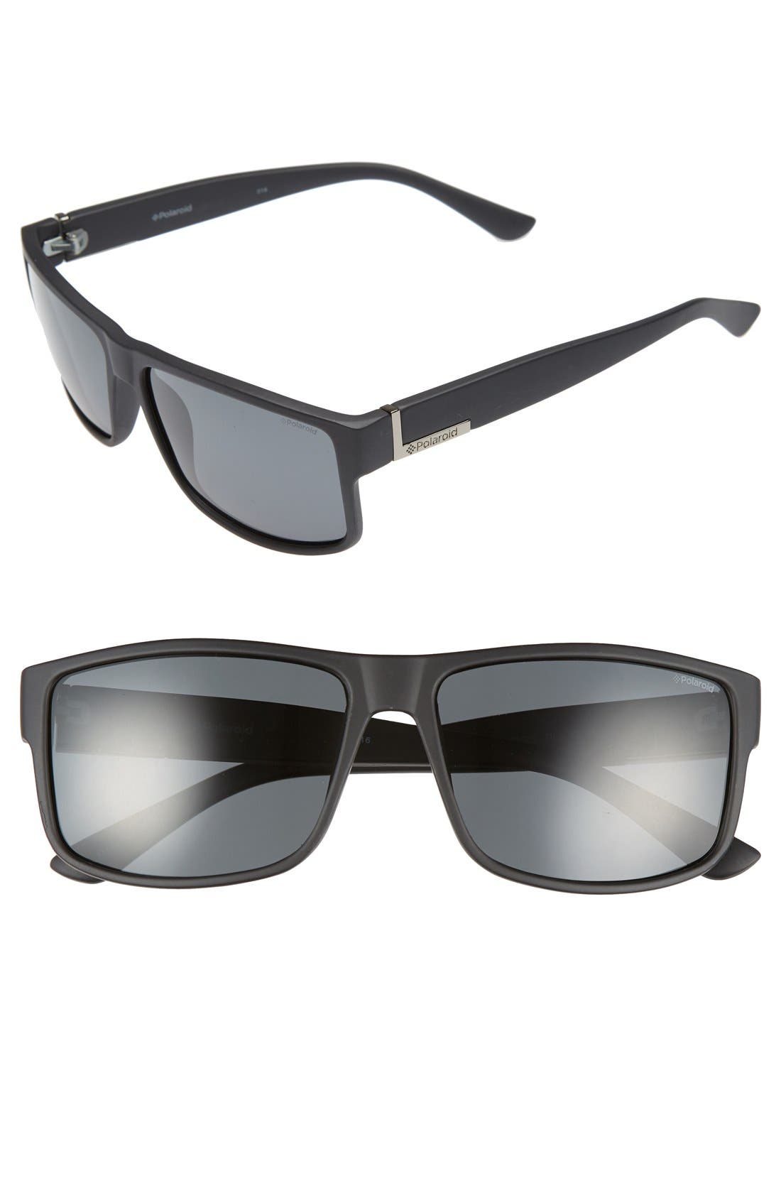Polaroid Eyewear 59mm Polarized Sunglasses