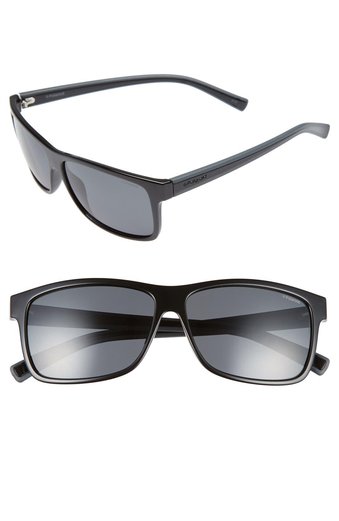 Polaroid Eyewear 59mm Polarized Sunglasses