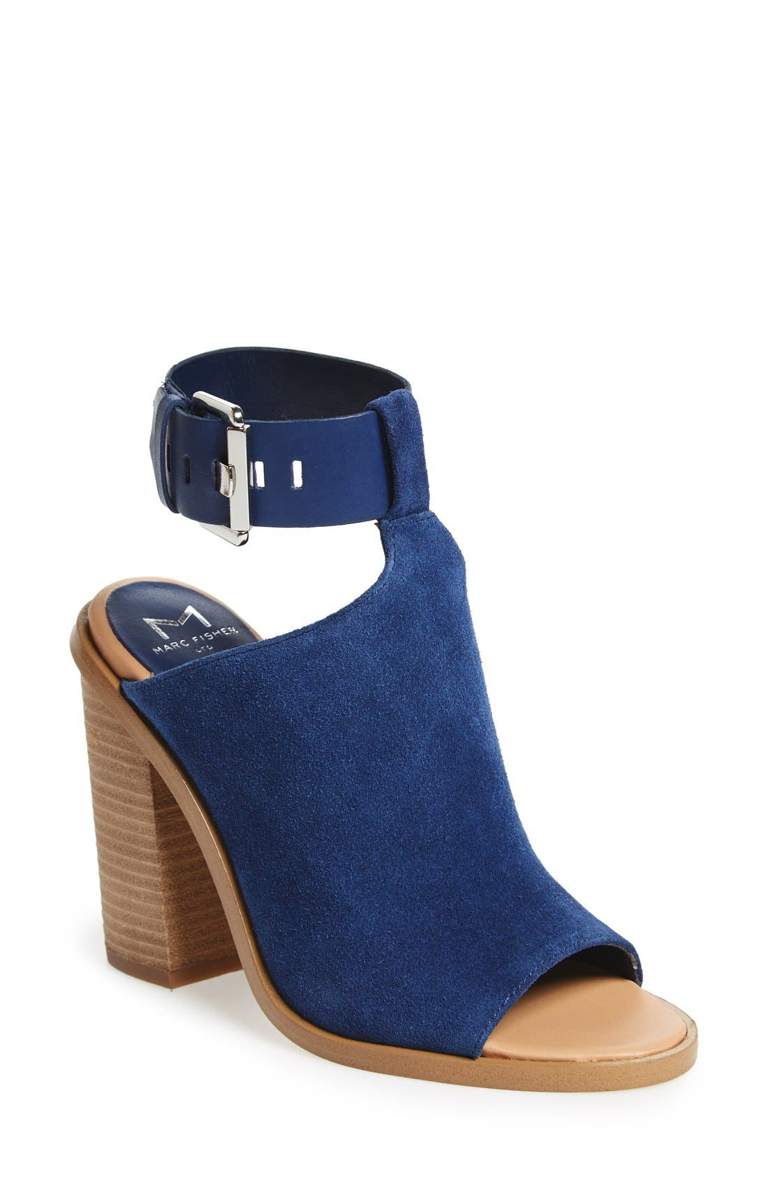 Marc Fisher LTD Vashi Ankle Strap Sandal (Women)