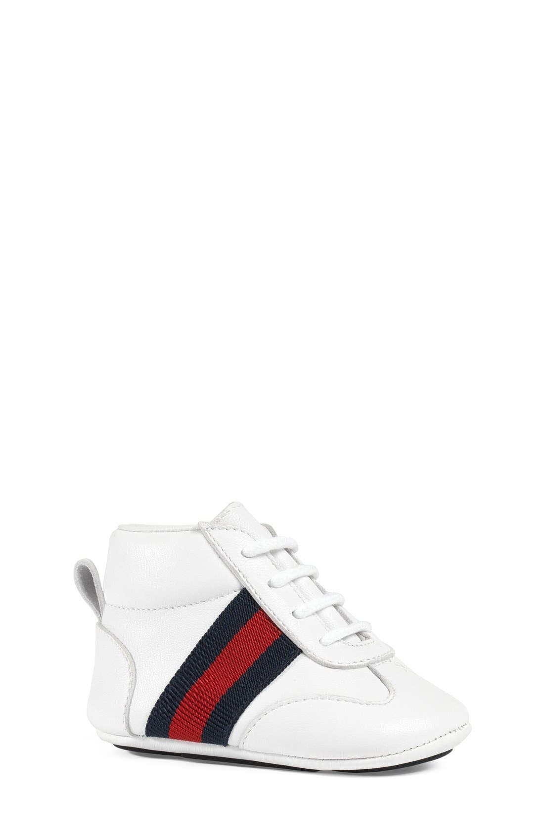 GUCCI 'Peter' Crib Shoe