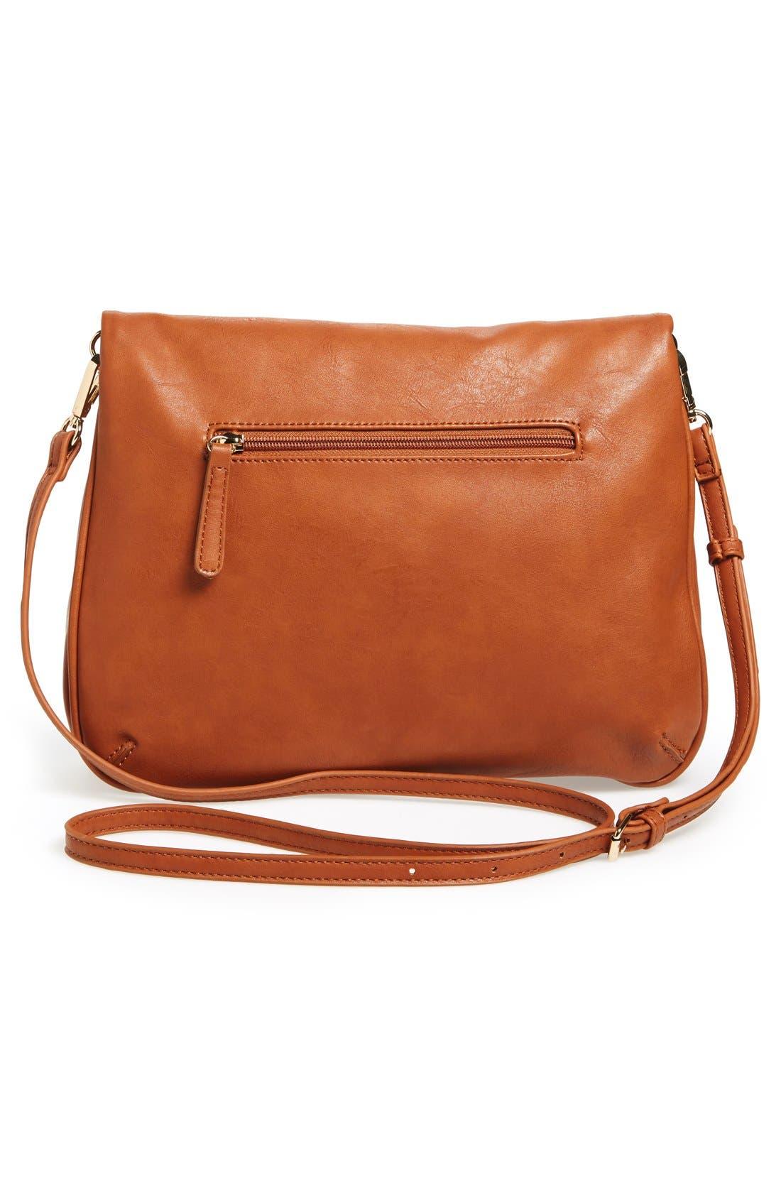 Alternate Image 3  - BP. Foldover Crossbody Bag