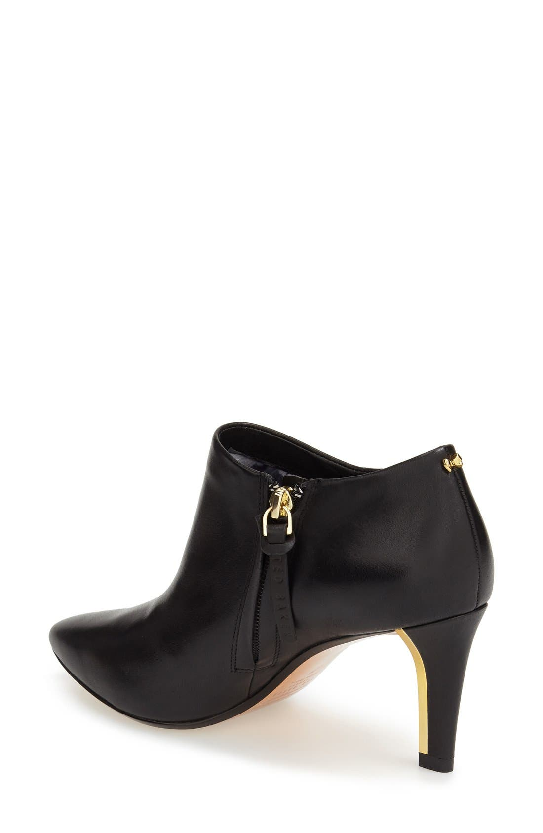 Alternate Image 2  - Ted Baker London 'Nyiri' Pointy Toe Bootie (Women)