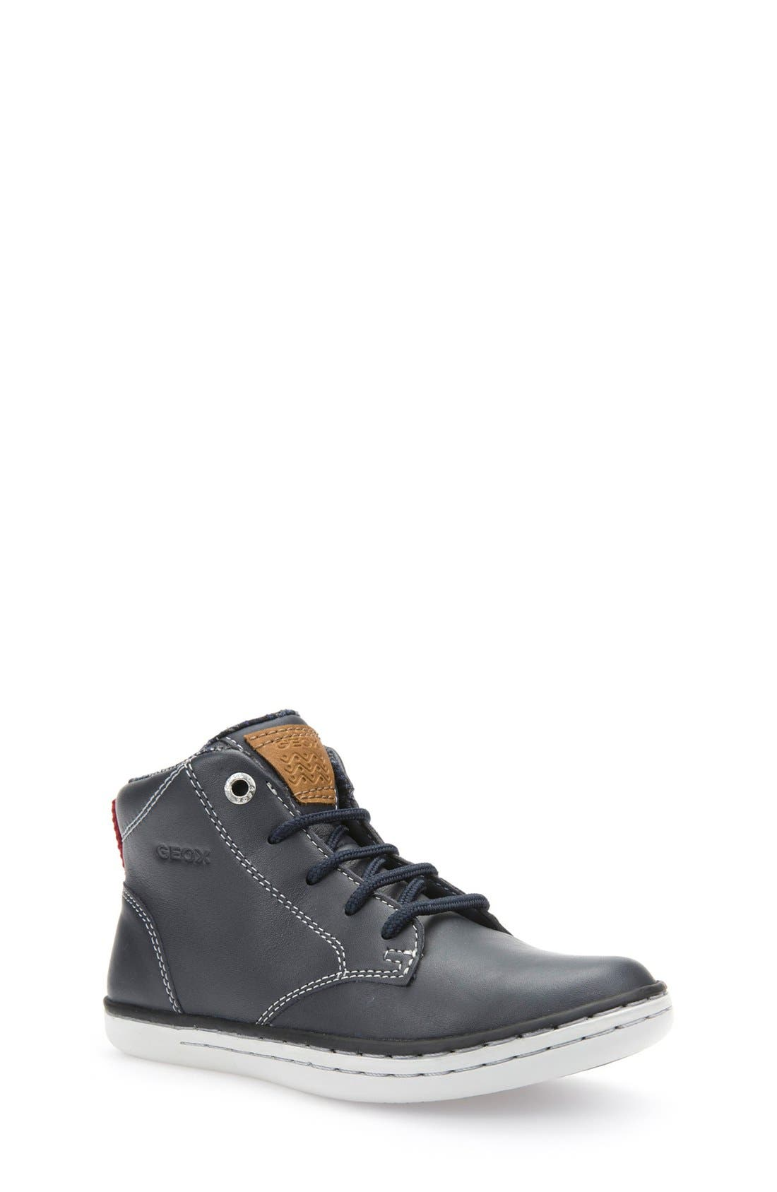 GEOX 'Garcia' High Top Sneaker