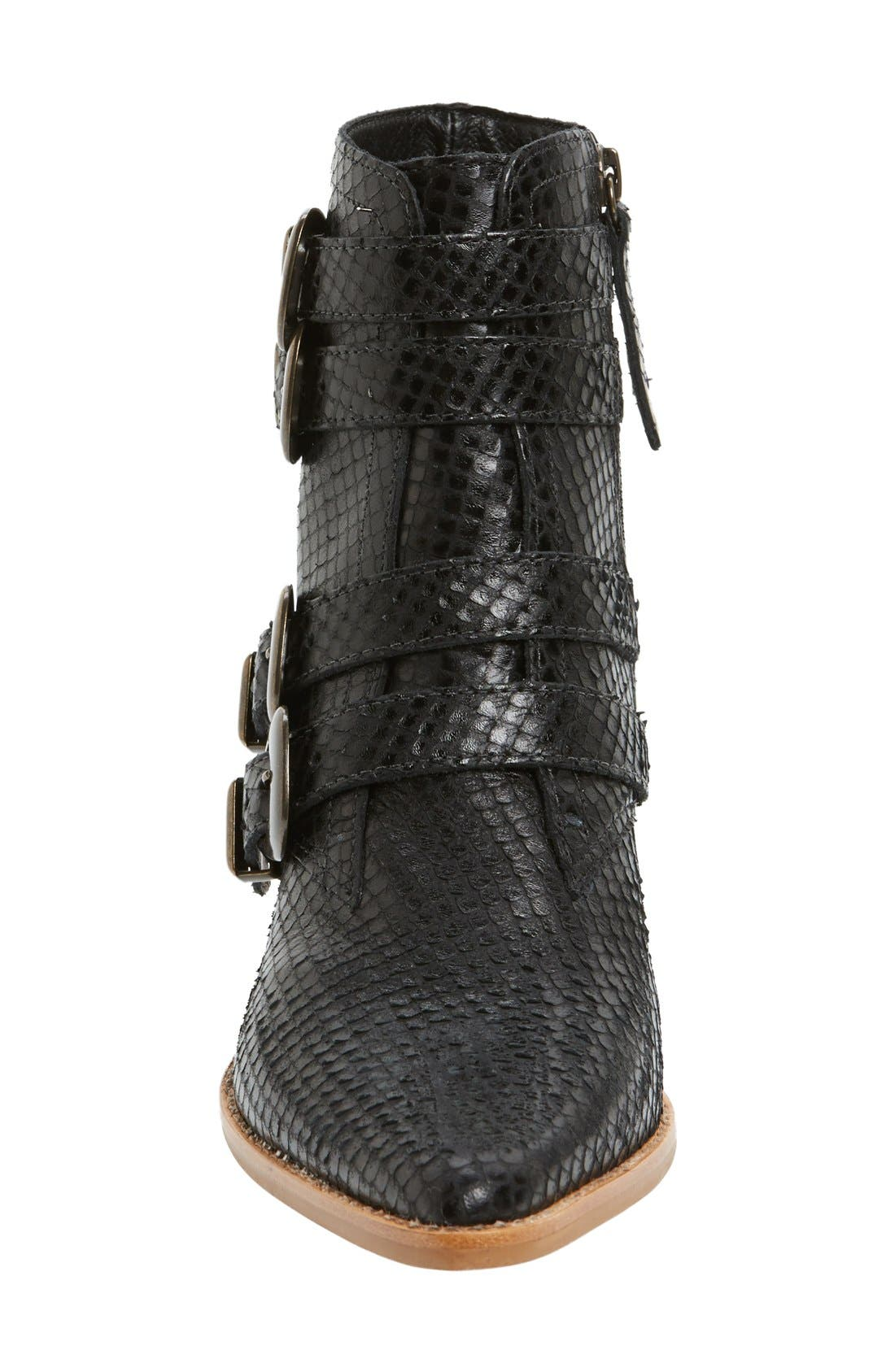 Alternate Image 3  - Matisse 'Harvey' Embossed Buckle Boot (Women)