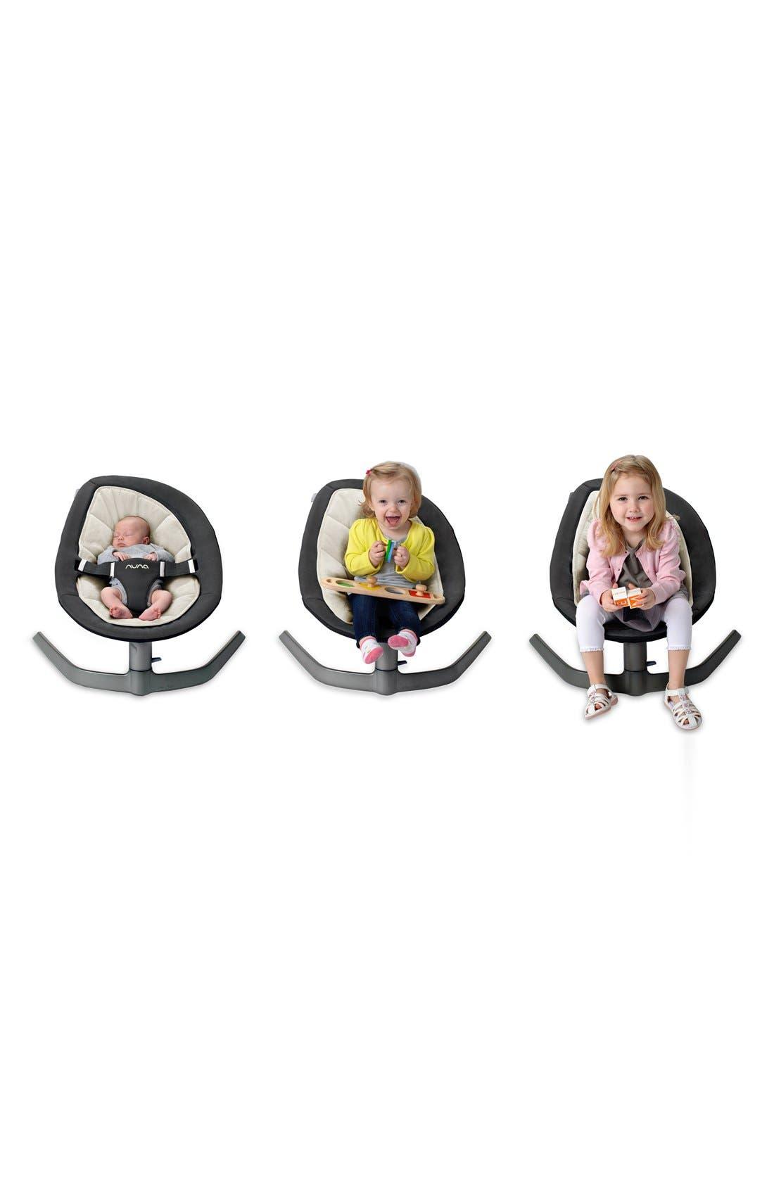 Alternate Image 3  - nuna 'LEAF™ Curv' Baby Seat