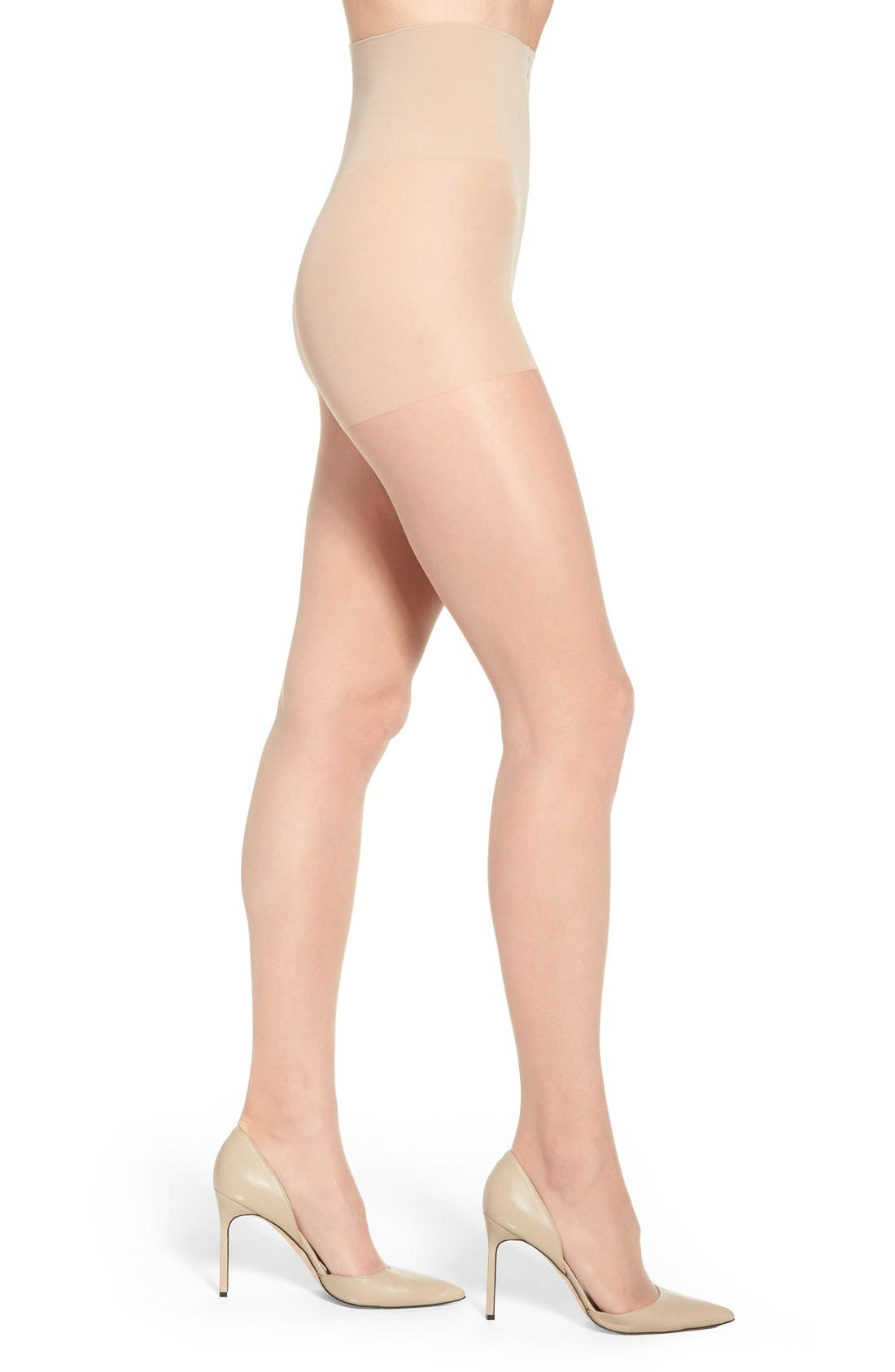 Nordstrom Waist Control Sheer Pantyhose (3 for $36)