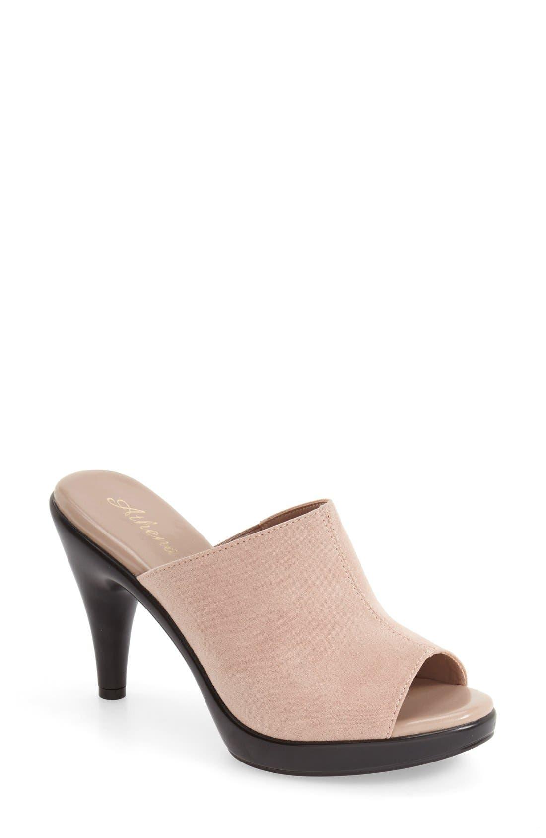 Athena Alexander 'Anise' Slide Sandal (Women)
