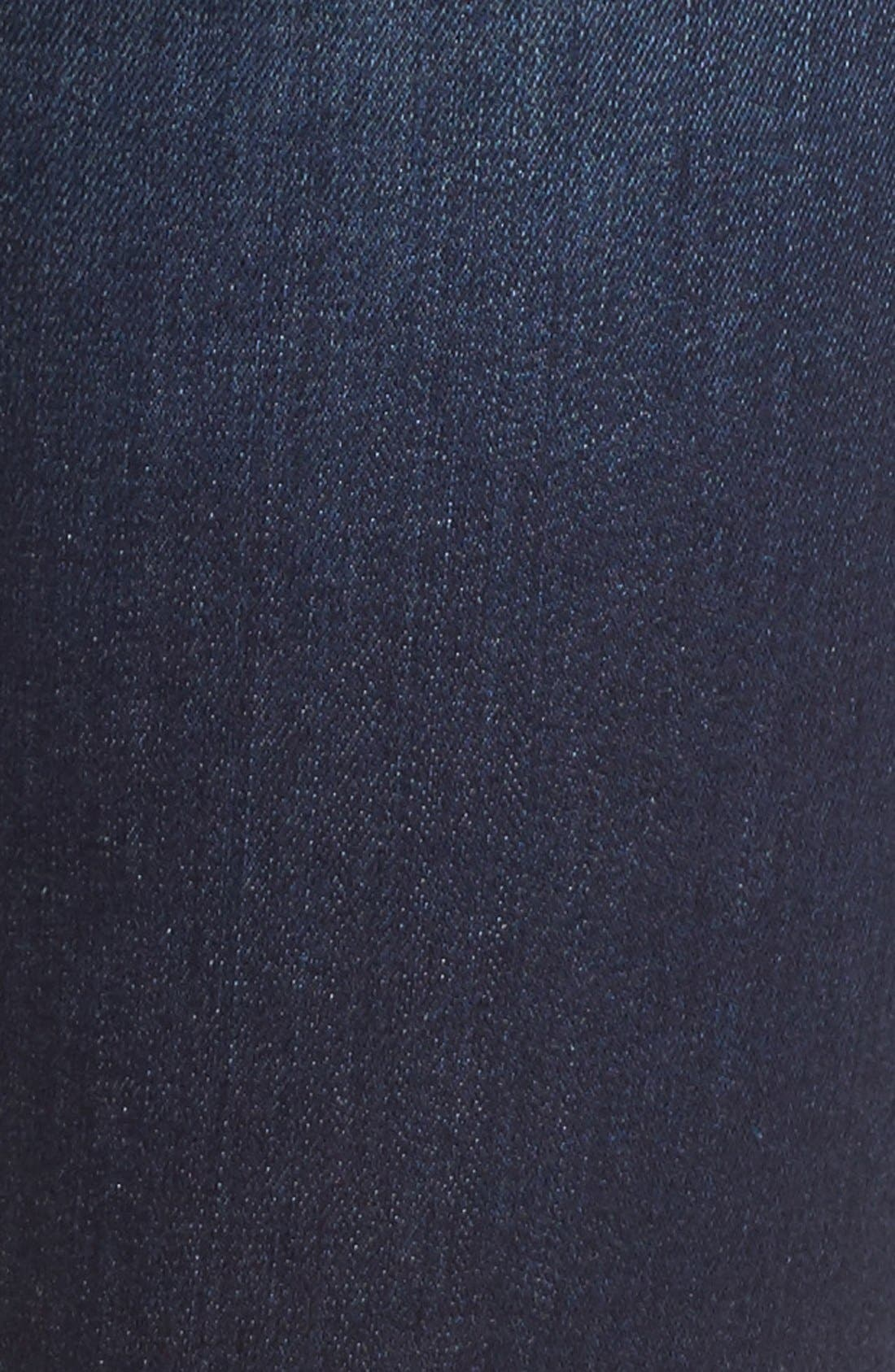 Alternate Image 5  - KUT from the Kloth 'Reese' Crop Flare Leg Jeans (Security)