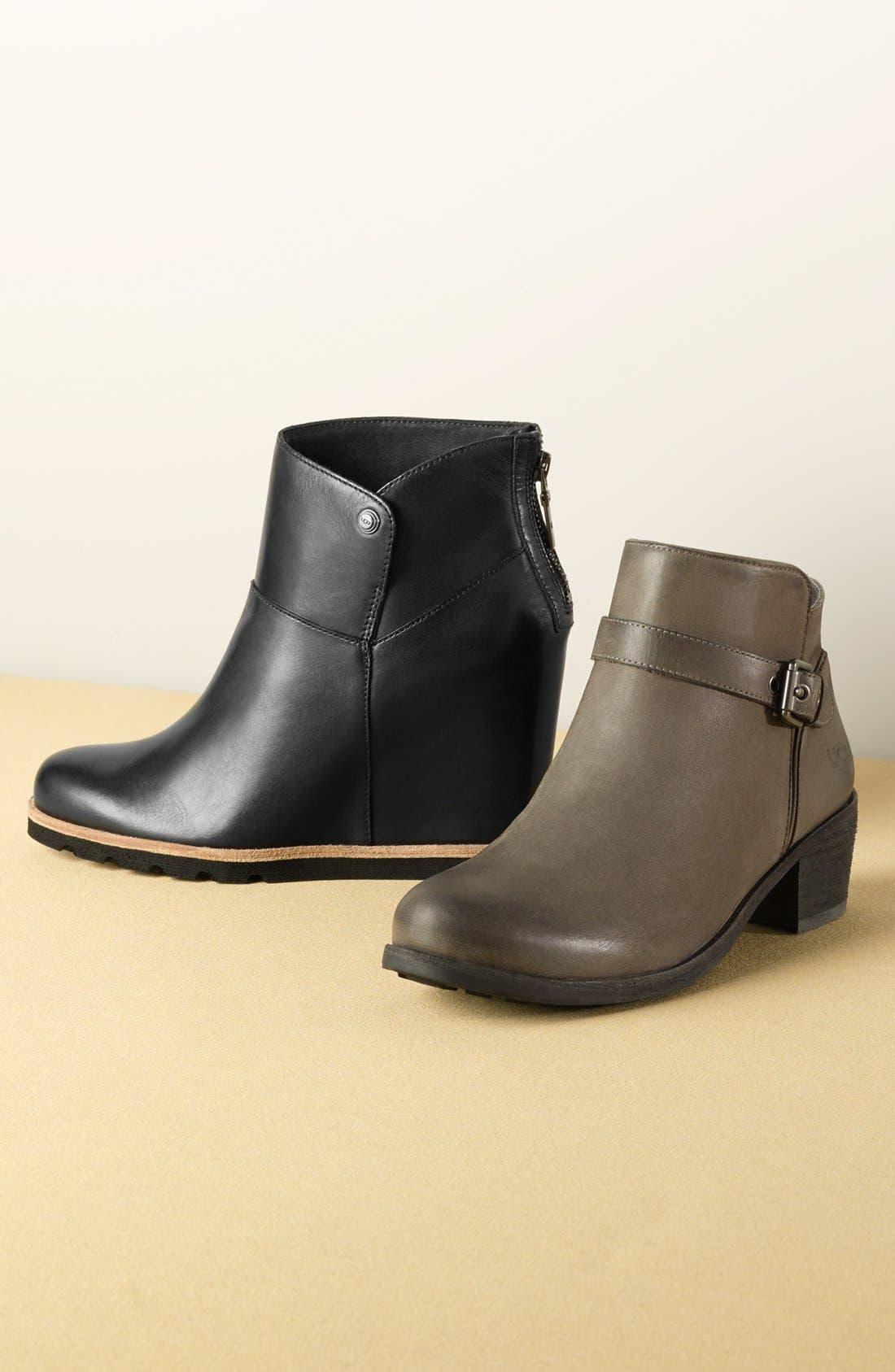 Alternate Image 6  - UGG® 'Amal' Wedge Boot (Women)