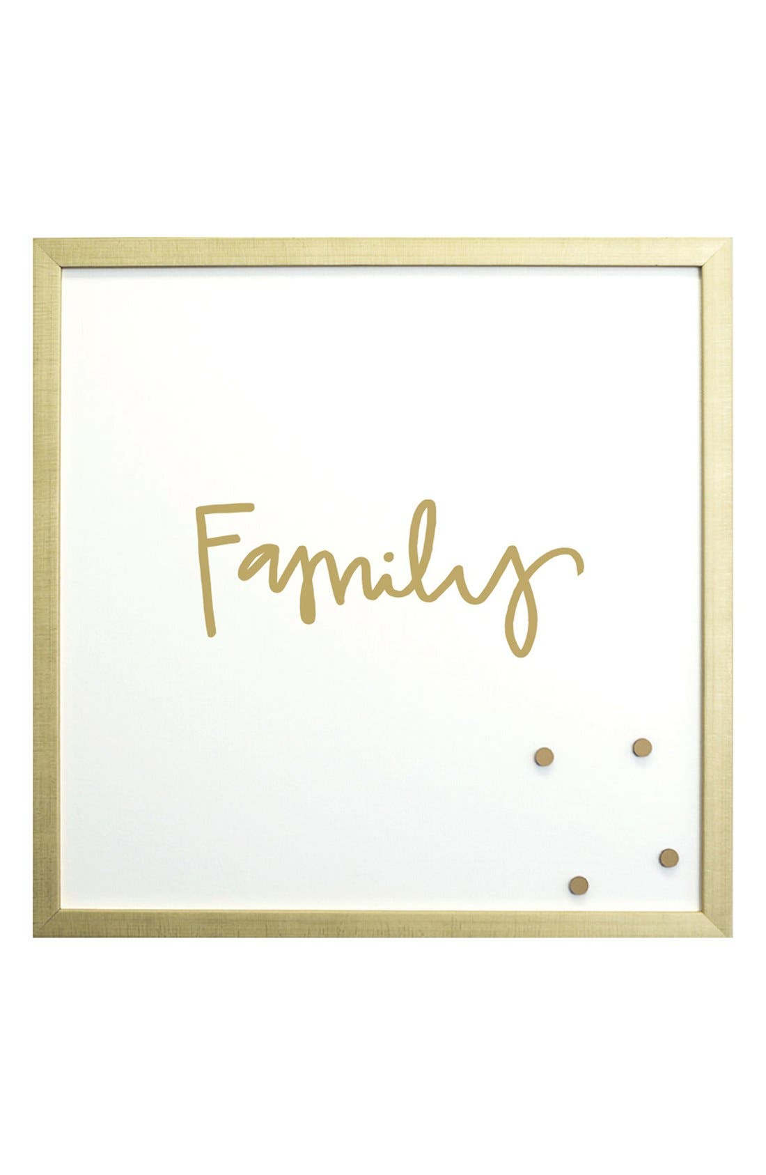 Petal Lane 'Family' Magnet Board