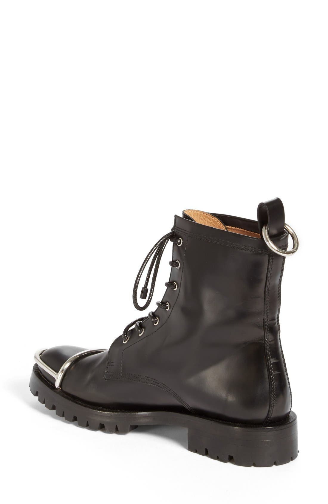 Alternate Image 2  - Alexander Wang 'Lyndon' Military Boot (Women)