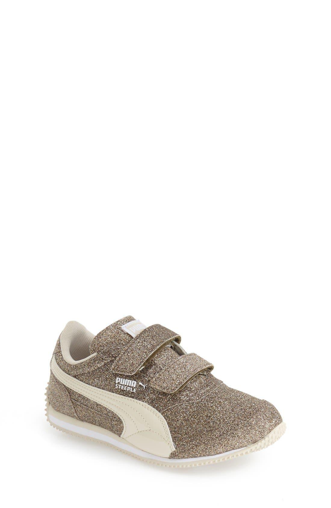 PUMA 'Steeple Glitz' Sneaker (Toddler, Little Kid & Big Kid)