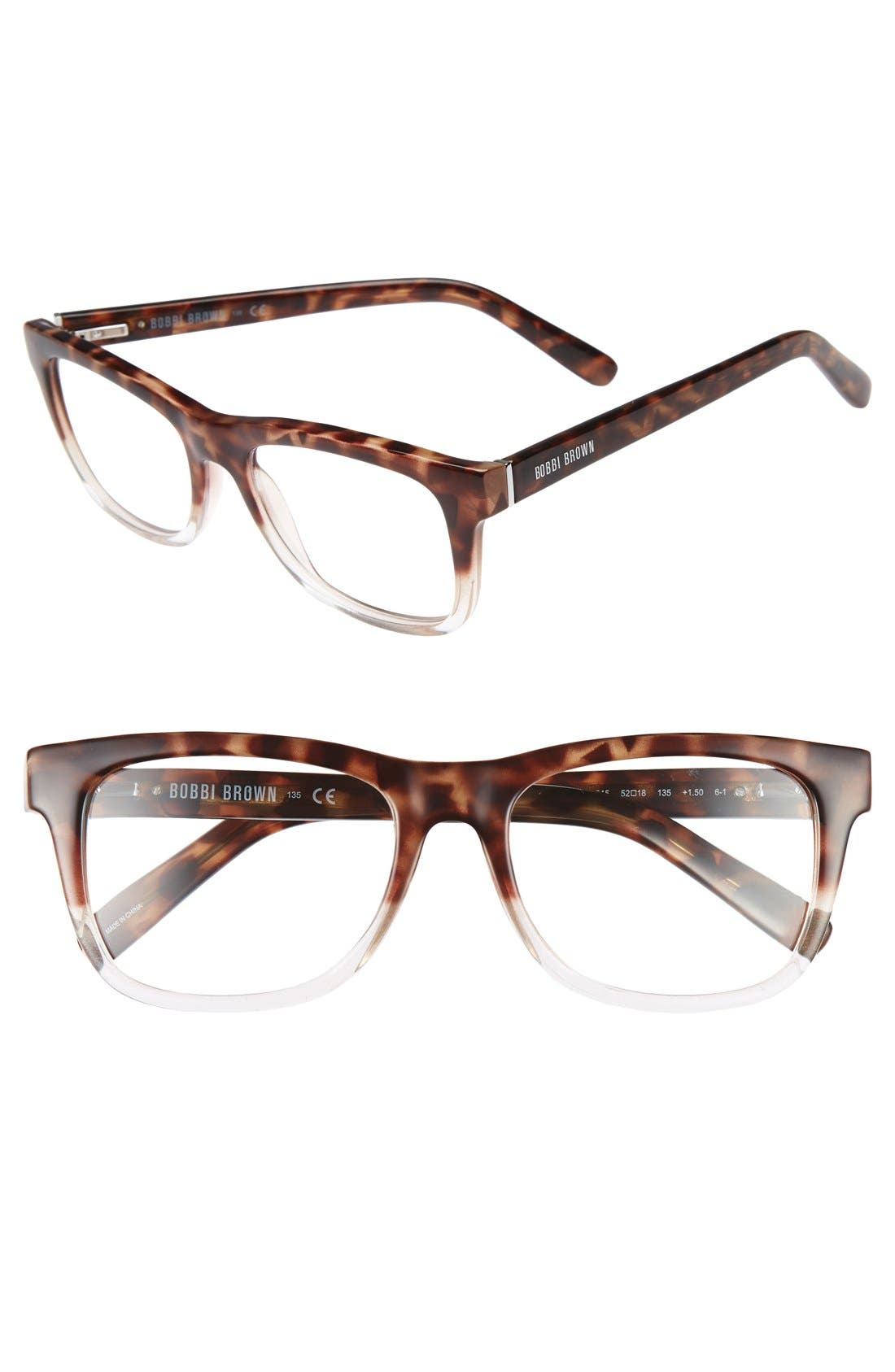 Bobbi Brown 'The Bedford' 52mm Reading Glasses (2 for $88)
