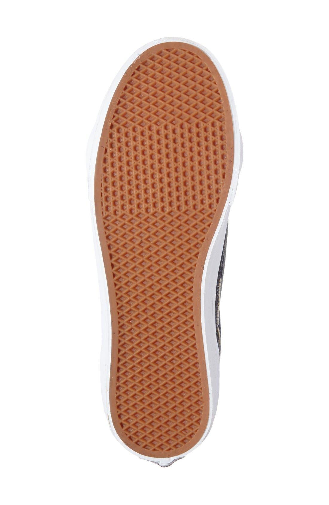 Alternate Image 4  - Vans Sk-8 Hi Slim Sneaker (Women)