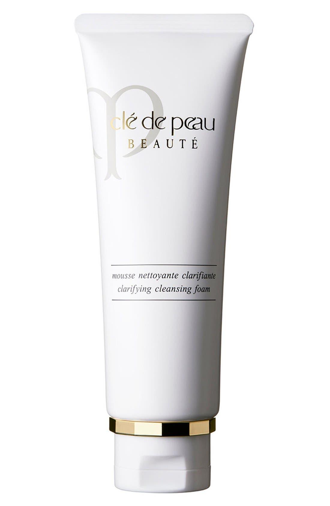 Clé de Peau Beauté Clarifying Cleansing Foam