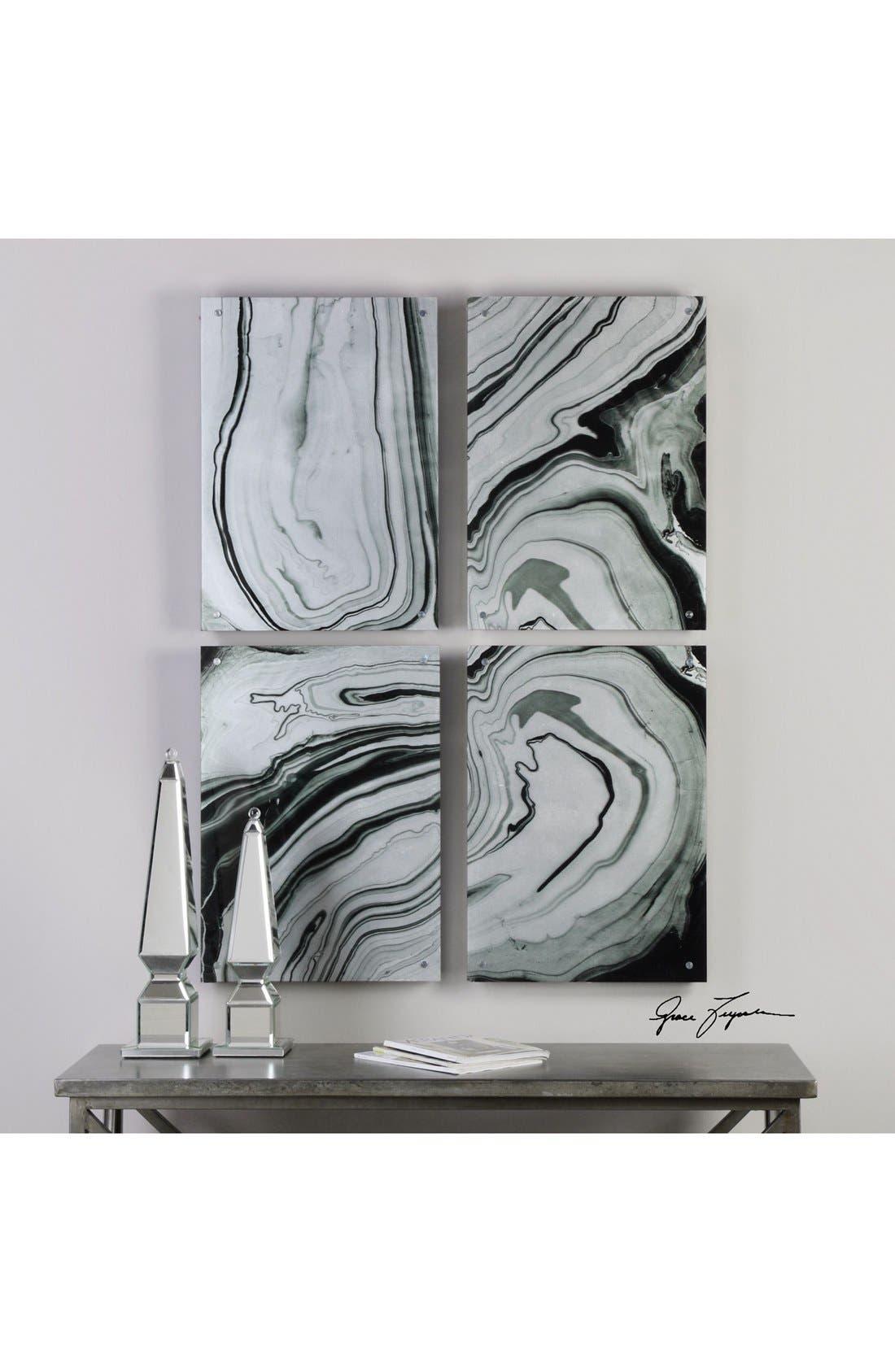 Alternate Image 2  - Uttermost 'Echos' Wall Art (Set of 4)