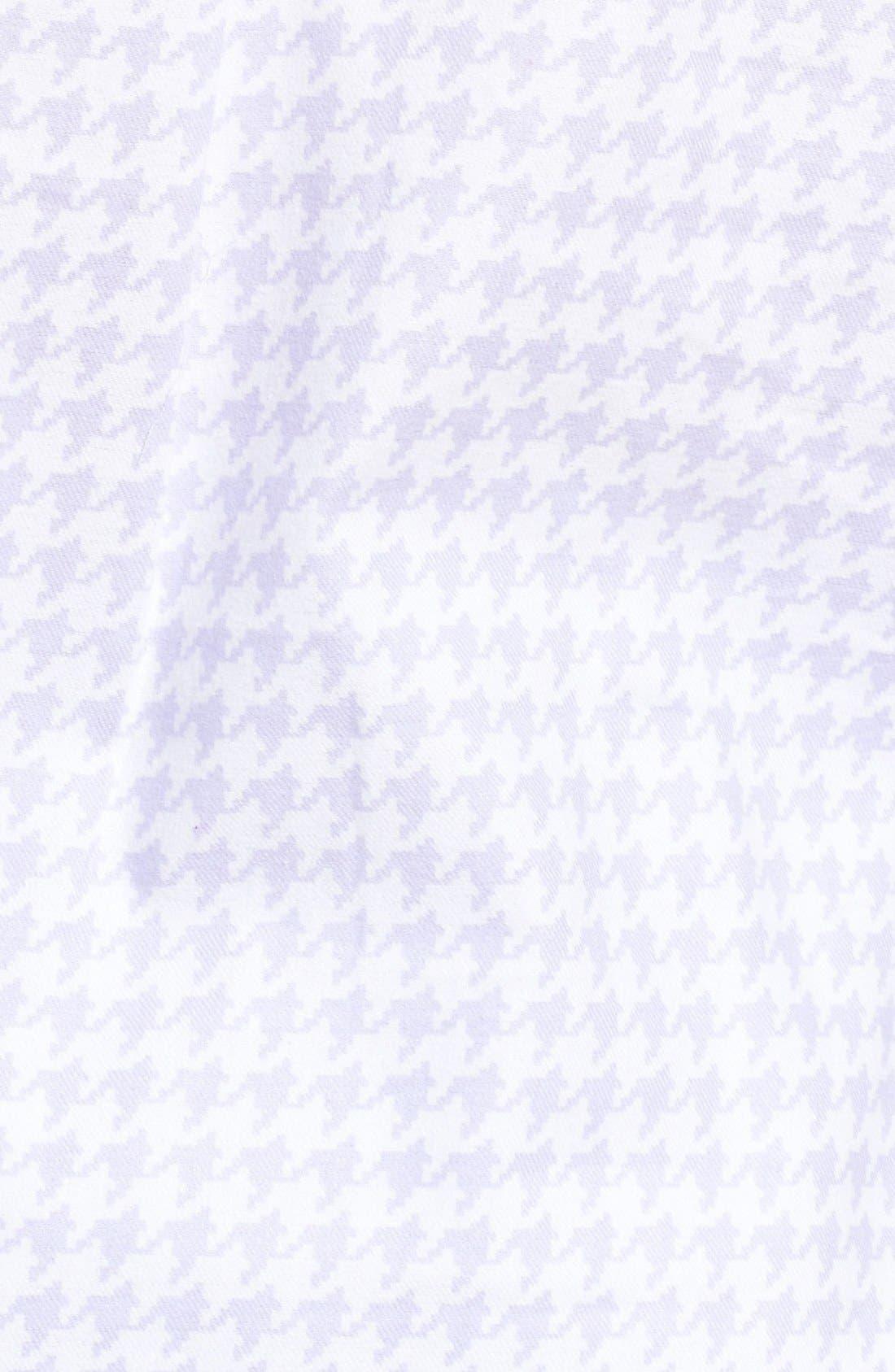 Alternate Image 5  - UGG® 'Raven' Houndstooth Pajamas