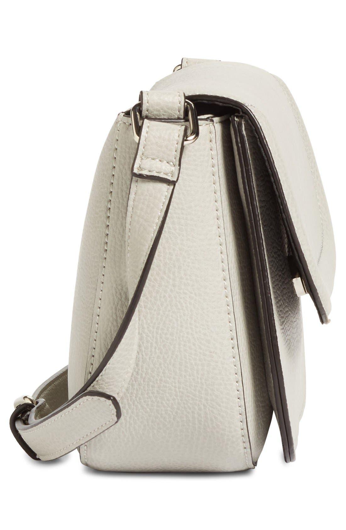 Alternate Image 5  - BP. Faux Leather Crossbody Bag