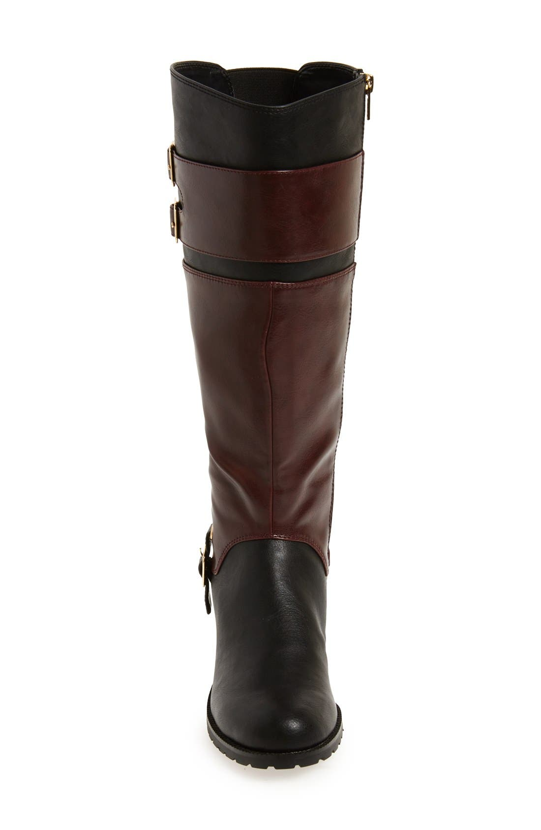 Alternate Image 3  - Bella Vita 'Adriann II' Knee High Boot (Women) (Wide Calf)