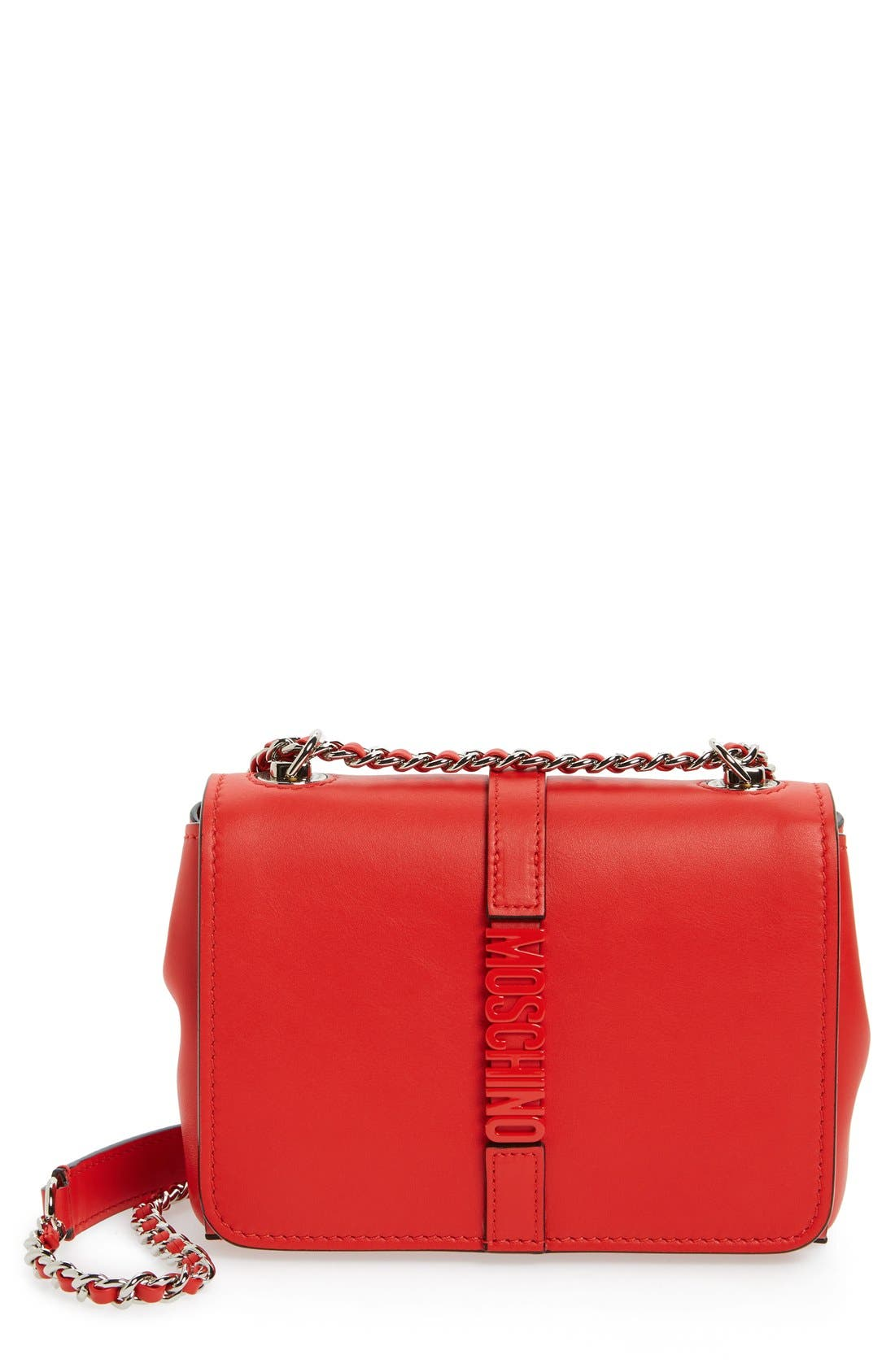 Moschino 'Small Mono Letters' Shoulder/Crossbody Bag