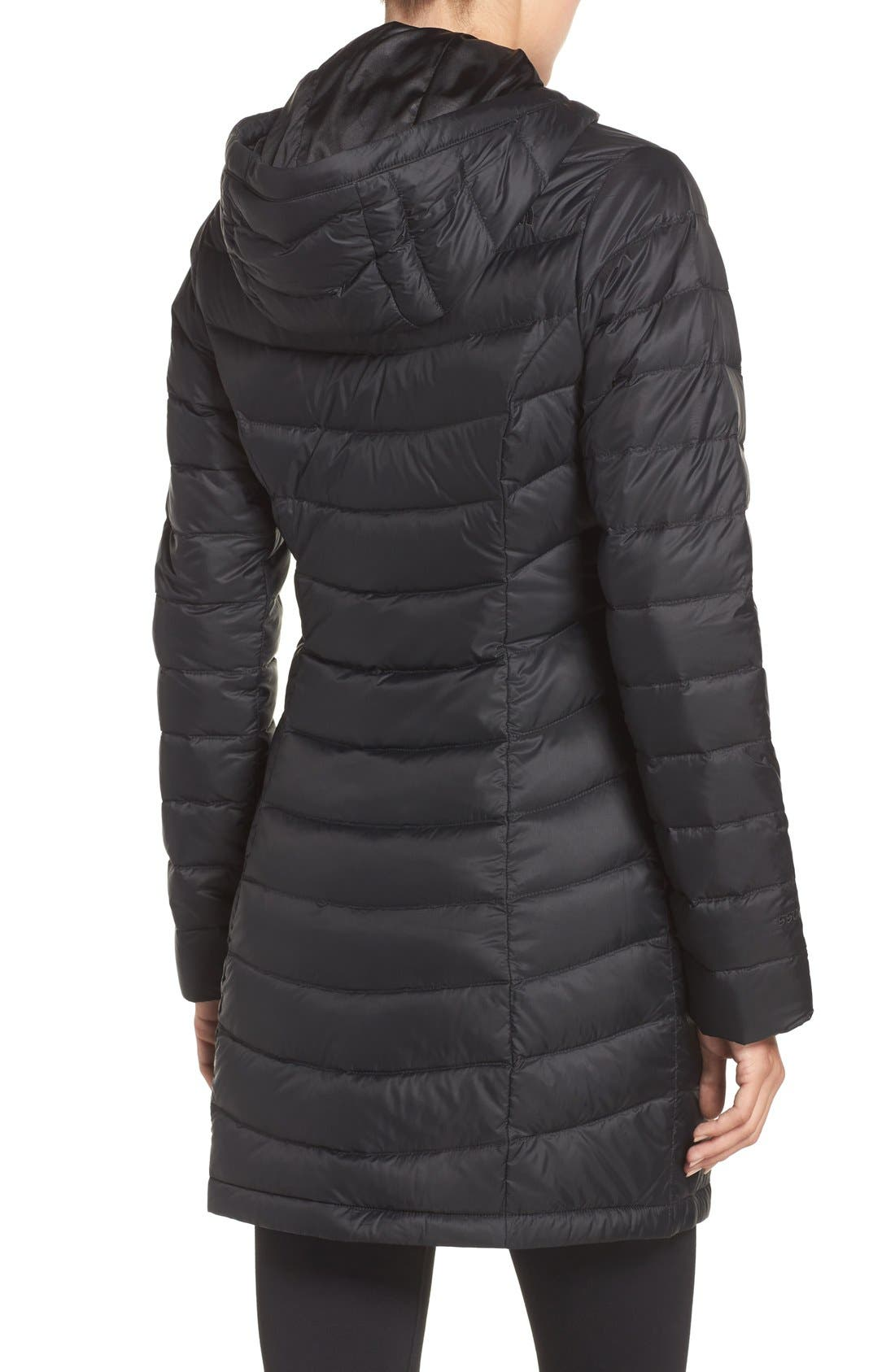 Alternate Image 2  - The North Face 'Jenae' Hooded Down Jacket (Nordstrom Exclusive)