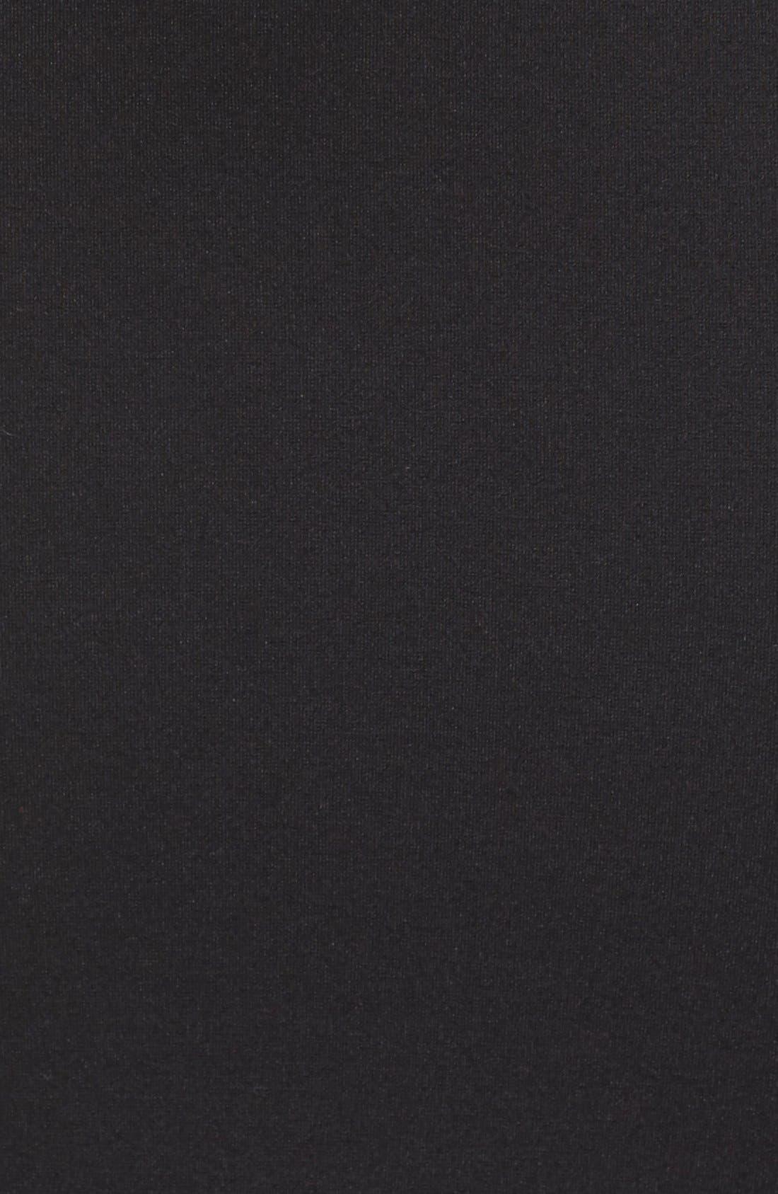 Alternate Image 6  - Fraiche by J Cutout Body-Con Midi Dress