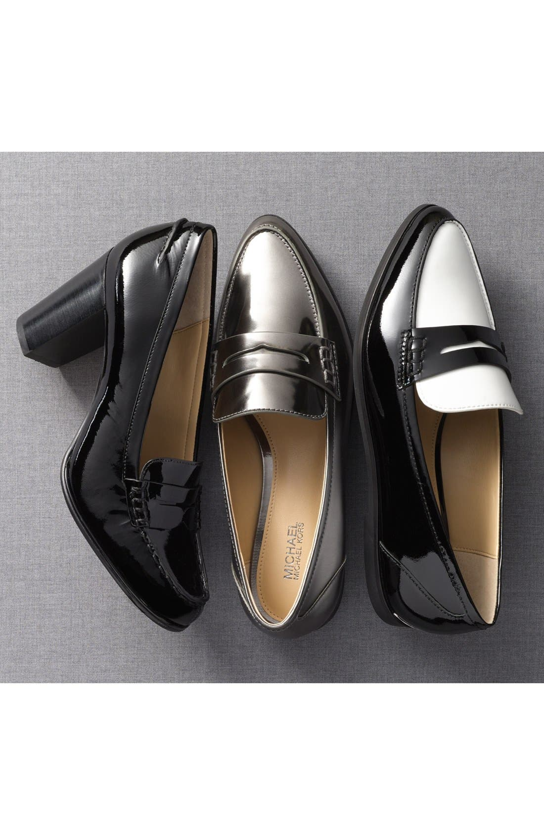 Alternate Image 5  - MICHAEL Michael Kors 'Connor' Penny Loafer (Women)