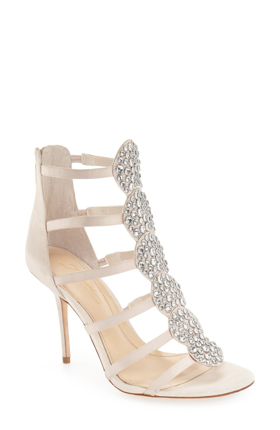 Imagine by Vince Camuto 'Reya' Crystal Sandal (Women)