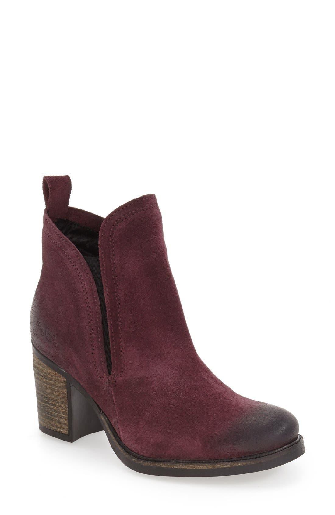 Bos. & Co. 'Belfield' Waterproof Chelsea Boot (Women)