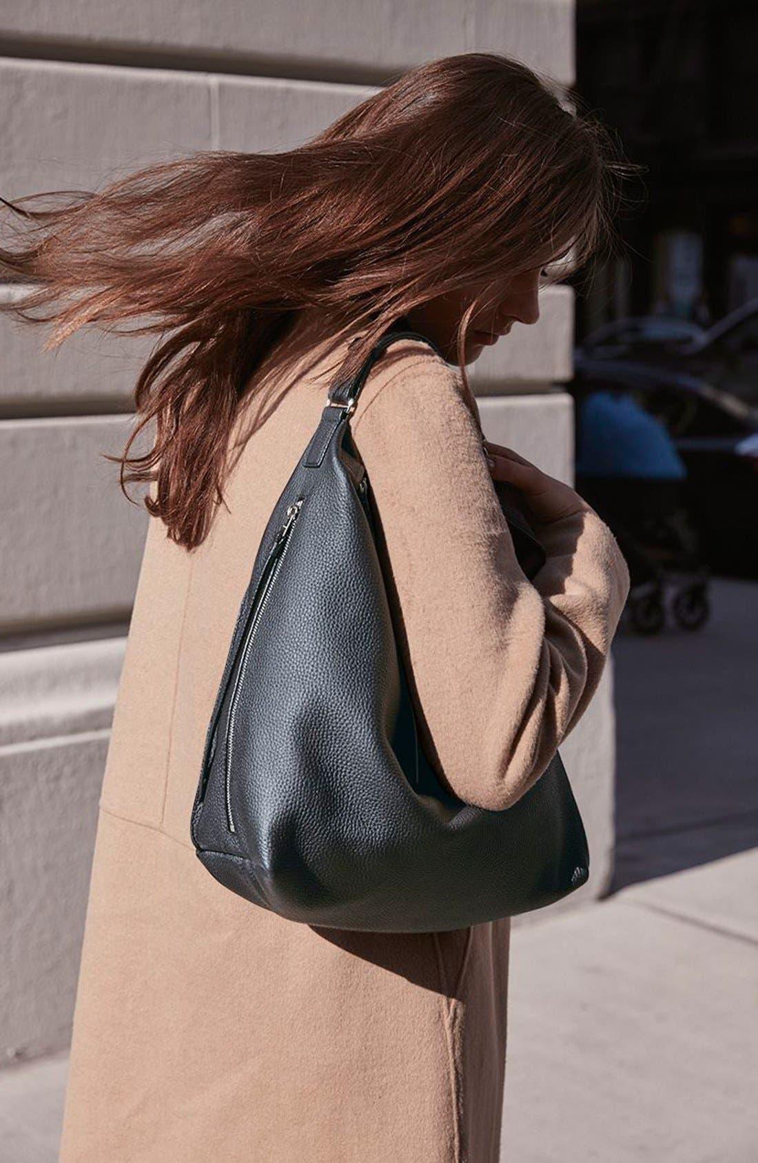 Alternate Image 9  - ALLSAINTS Kita Convertible Leather Backpack