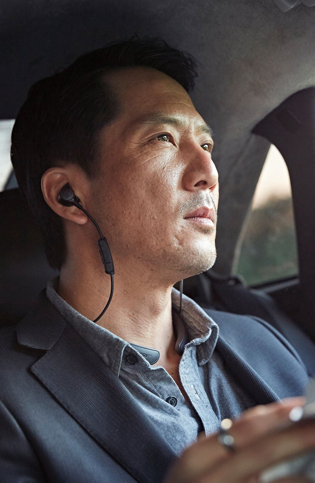 Alternate Image 12  - Bose® QuietControl® 30 In-Ear Noise Canceling Wireless Headphones