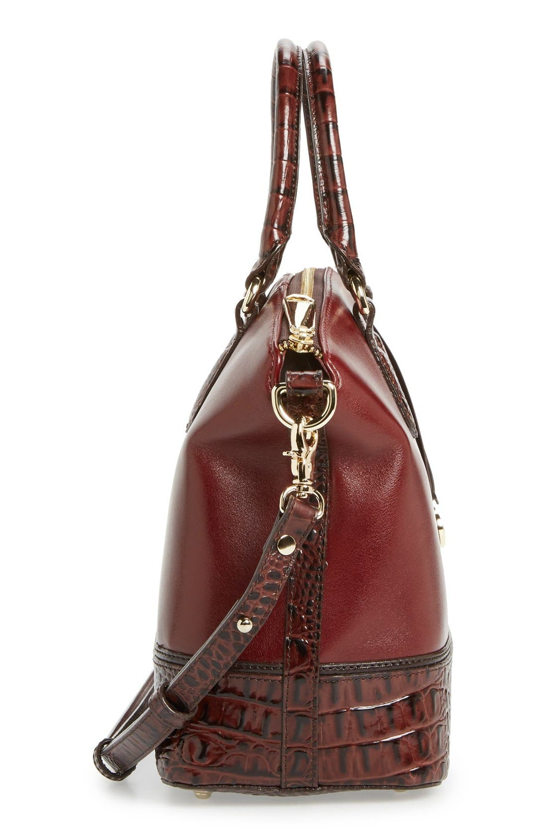 Alternate Image 5  - Brahmin 'Duxbury' Leather Satchel
