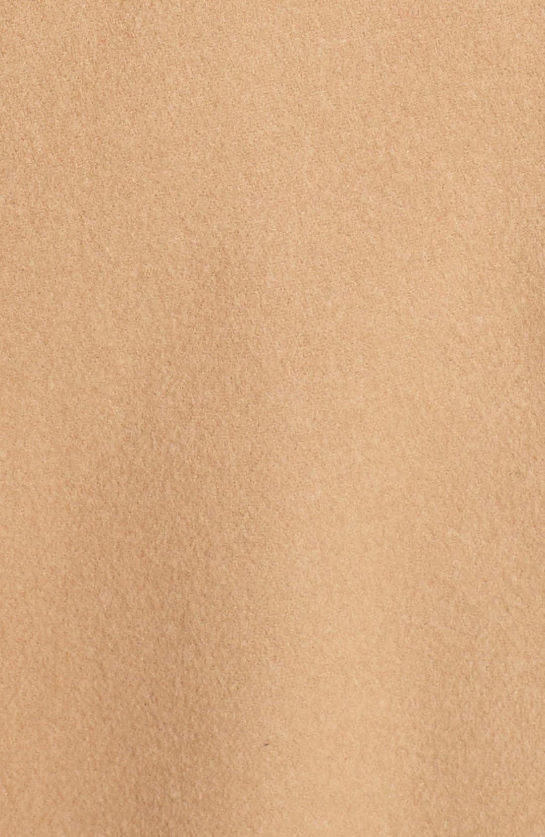 Alternate Image 5  - Helene Berman Wool Blend College Coat