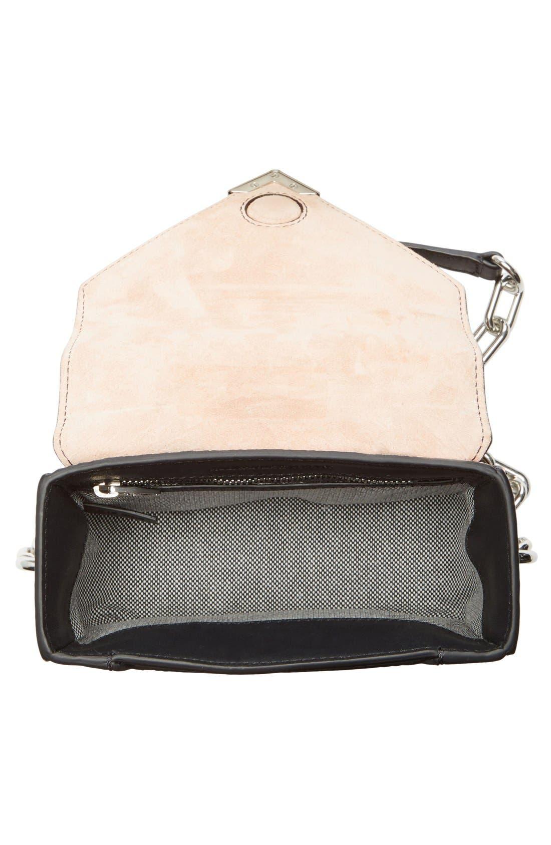 Alternate Image 3  - Alexander Wang 'Mini Prisma' Genuine Snakeskin Leather Shoulder/Crossbody Bag