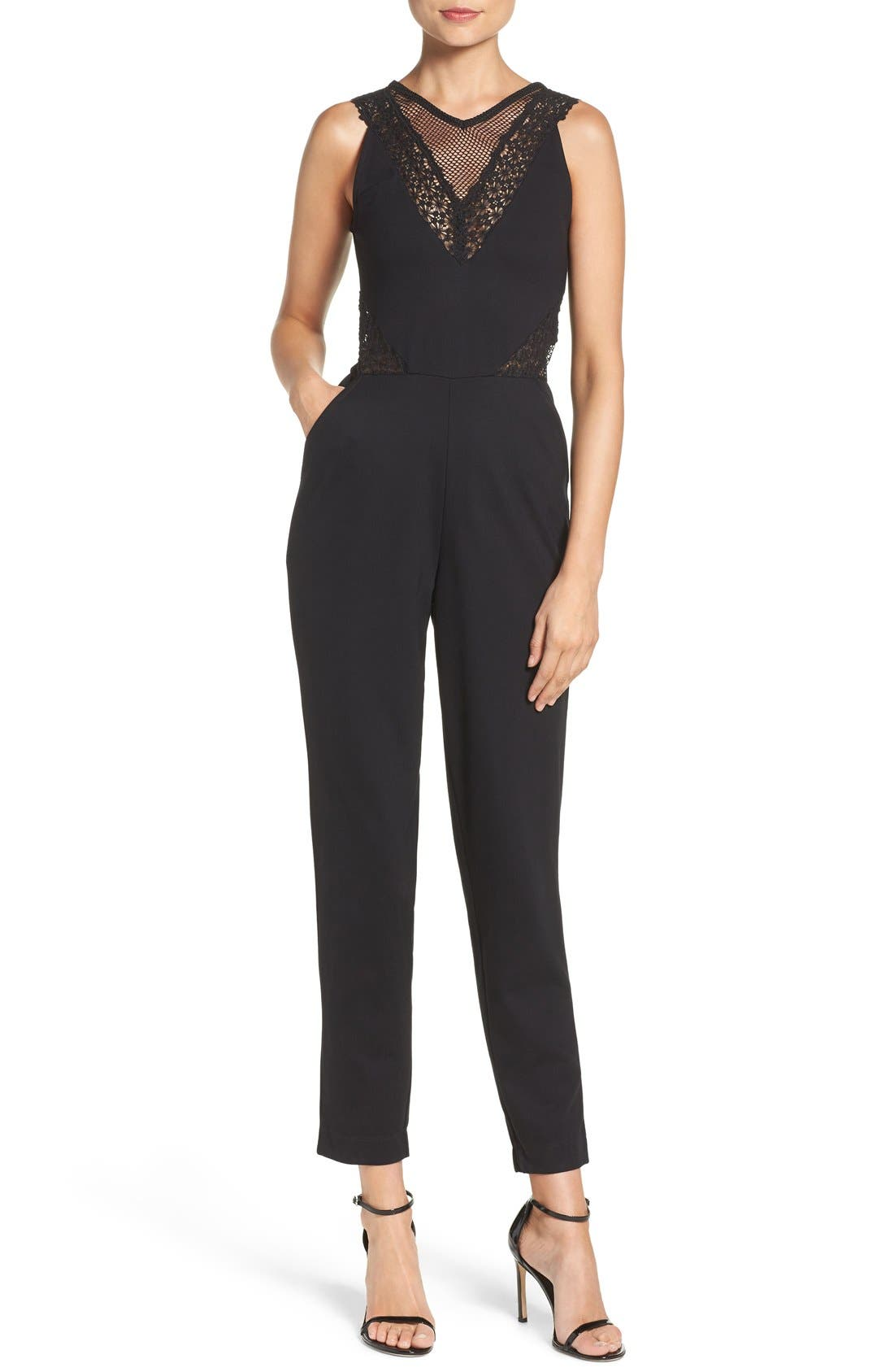 Alternate Image 1 Selected - French Connection 'Savannah' Jumpsuit