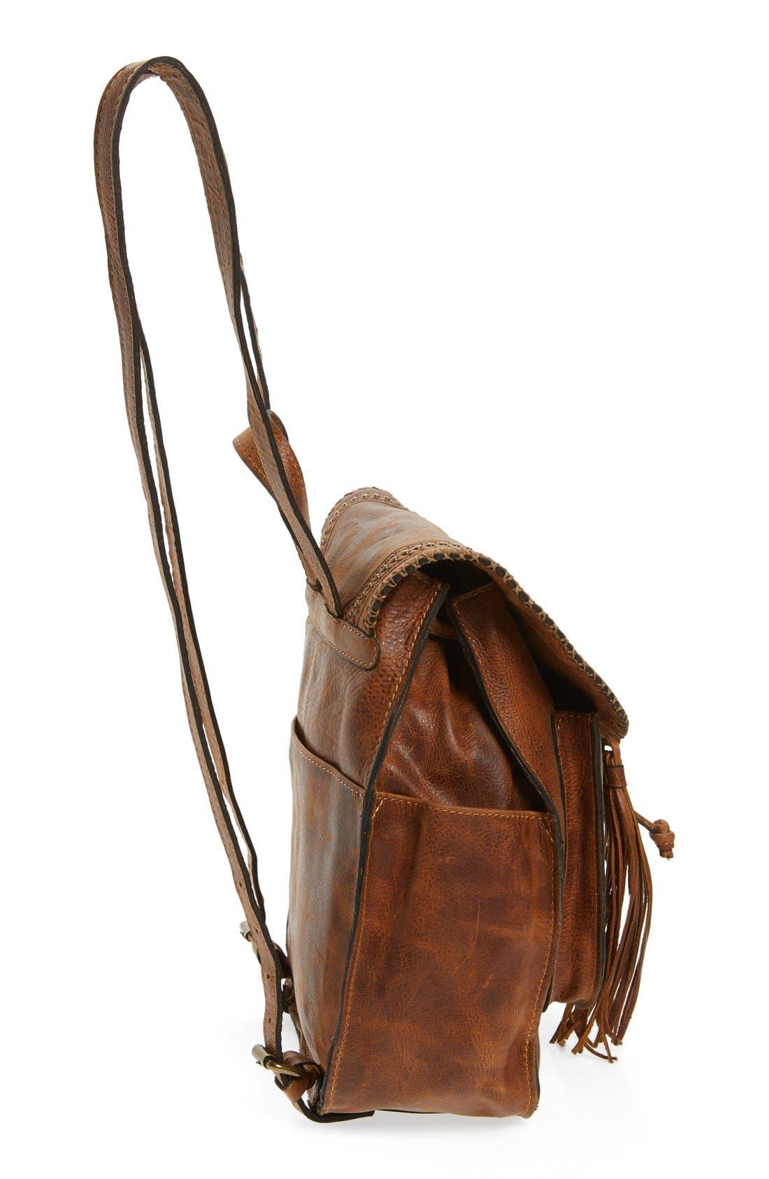 Alternate Image 5  - Patricia Nash 'Jovanna' Tassel Studded Leather Backpack