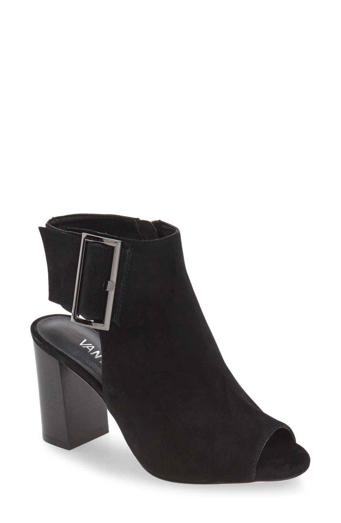 VANELi 'Bisa' Peep Toe Slingback Sandal (Women)