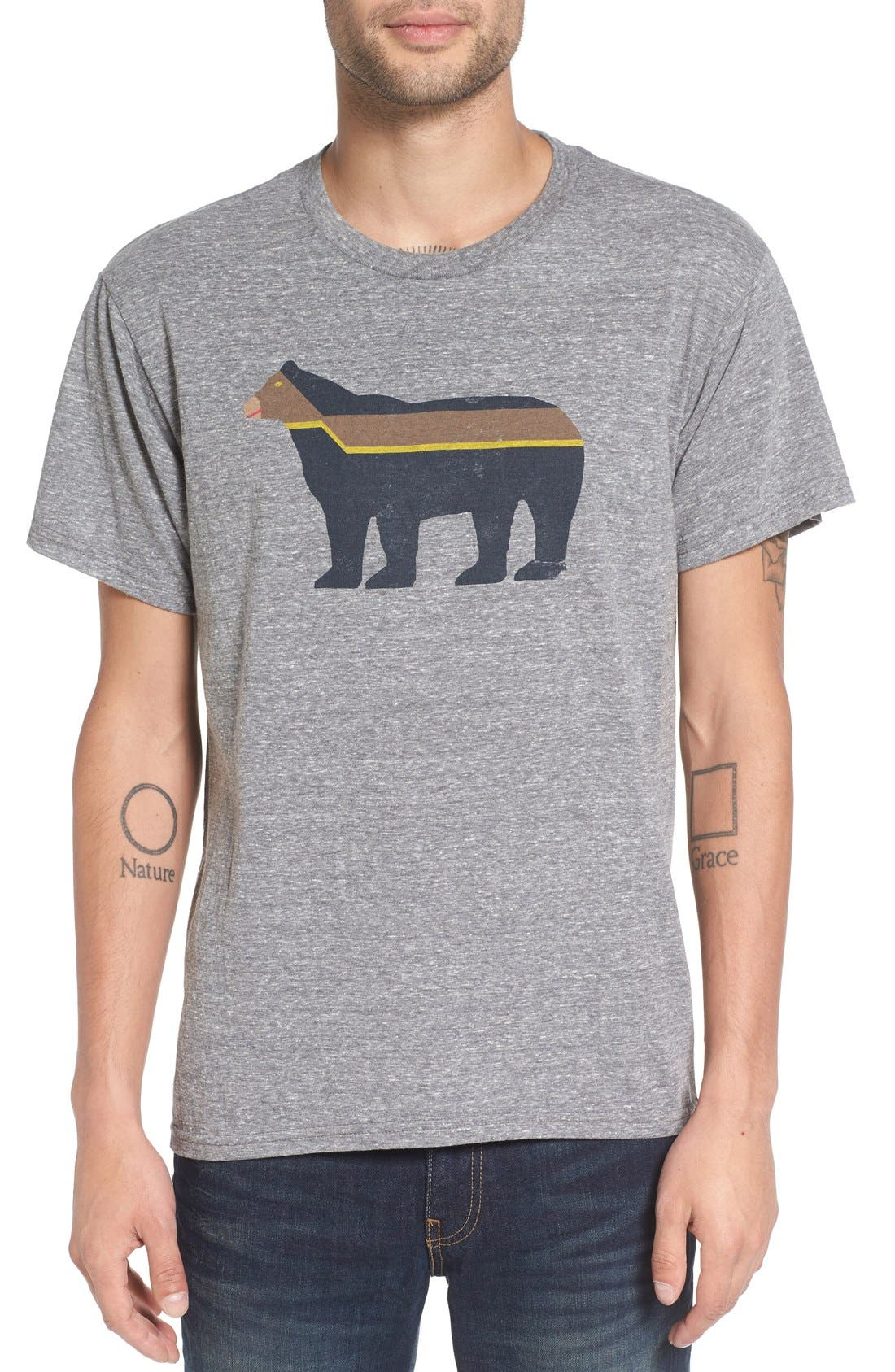 ALTRU 'Big Bear' Graphic T-Shirt