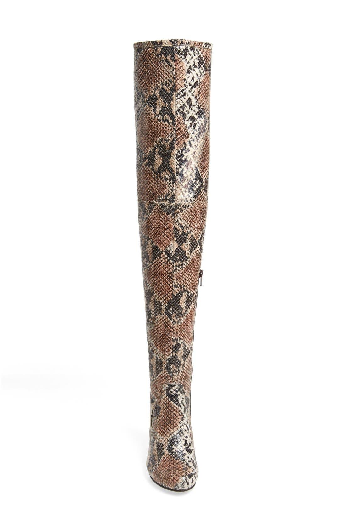 Alternate Image 3  - Shellys London 'Kay' Over the Knee Boot (Women)