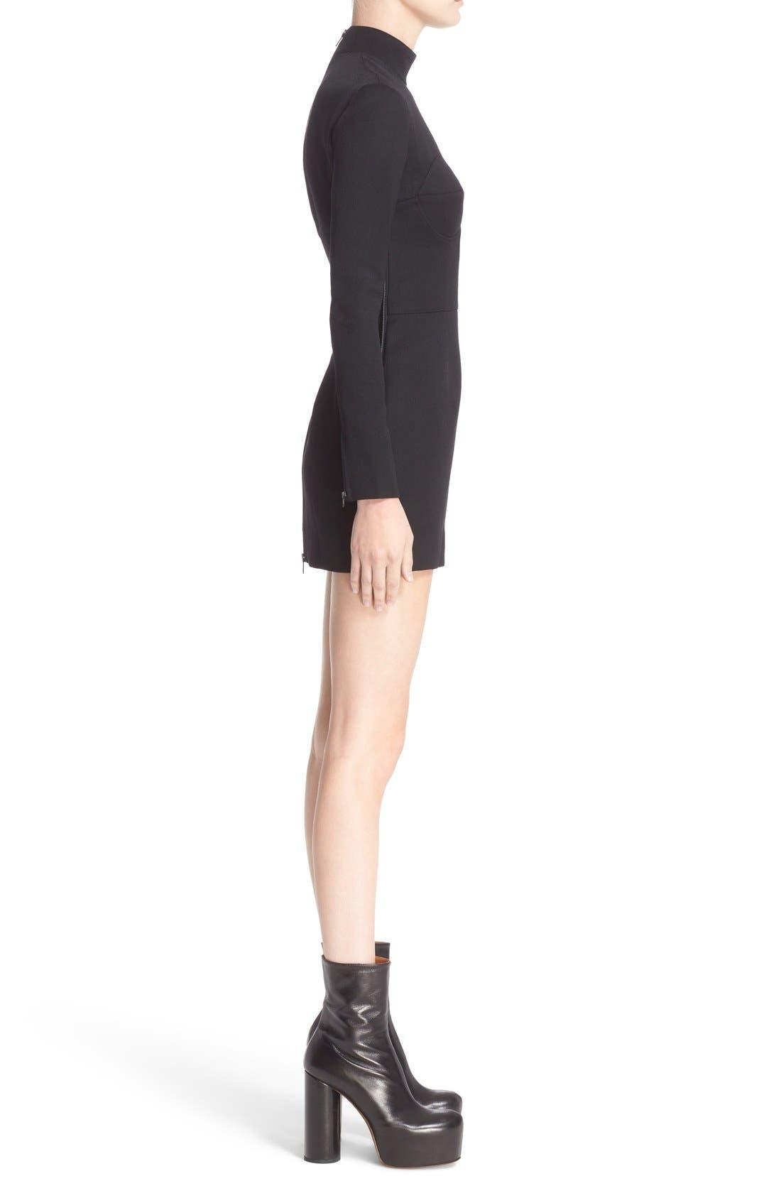 Alternate Image 5  - Vetements 'Sado' Wool Minidress