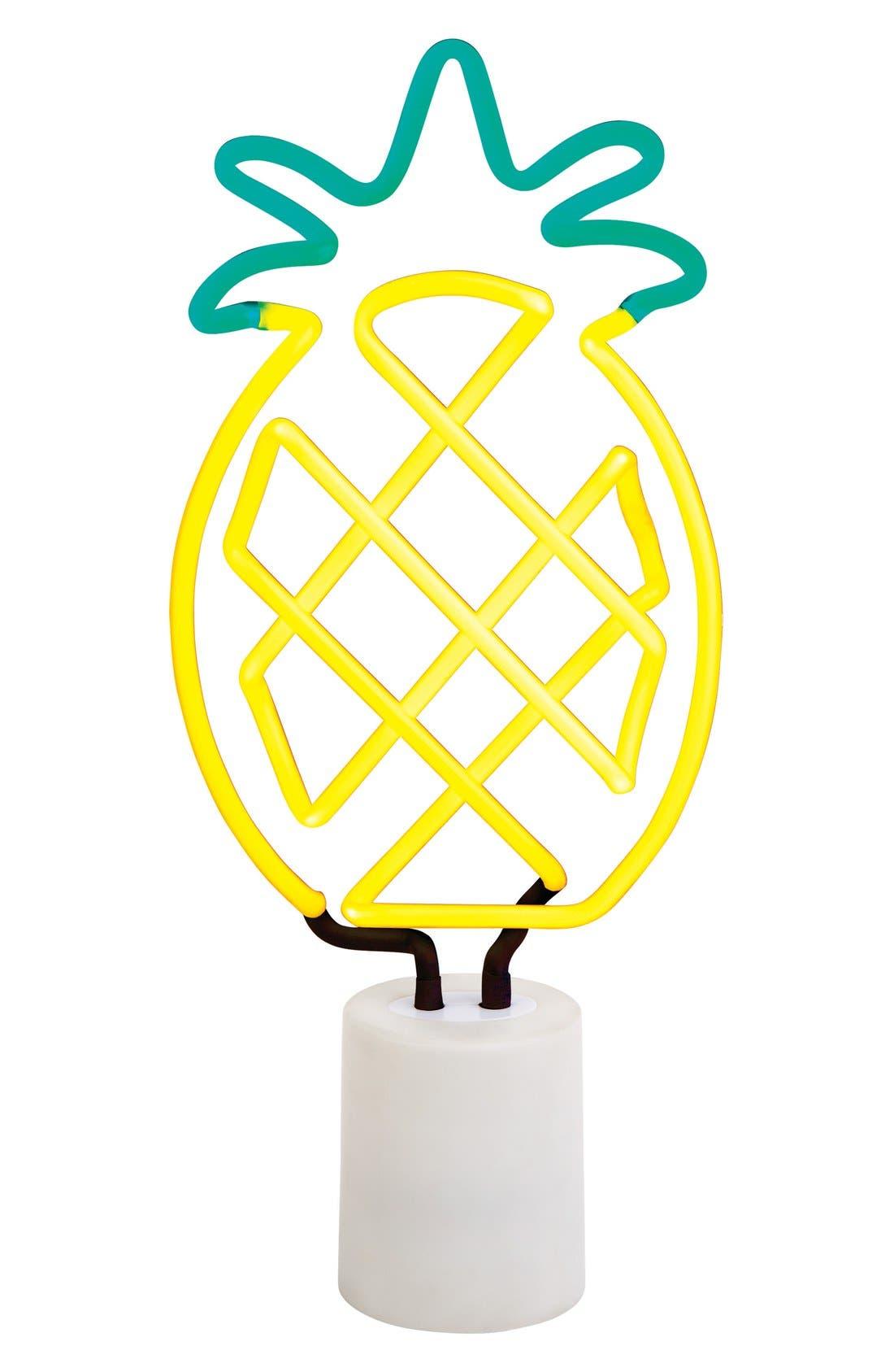 Alternate Image 2  - Sunnylife Pineapple Neon Light