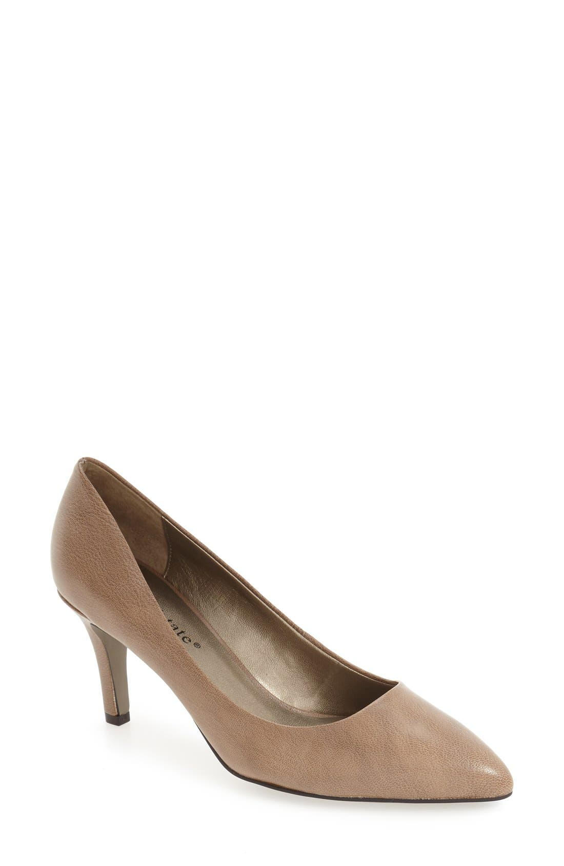 David Tate 'Opera 1' Pointy Toe Pump (Women)