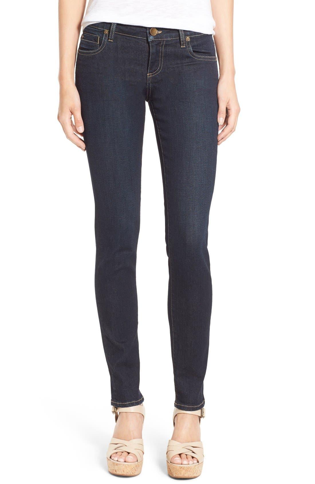 Alternate Image 4  - KUT from the Kloth 'Catherine' Slim Boyfriend Jeans (Limitless) (Petite)