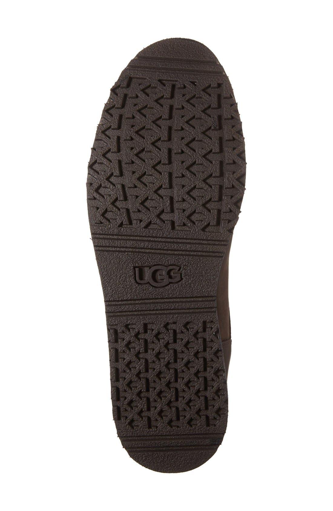 Alternate Image 4  - UGG® Merrick Moc Toe Boot (Men)