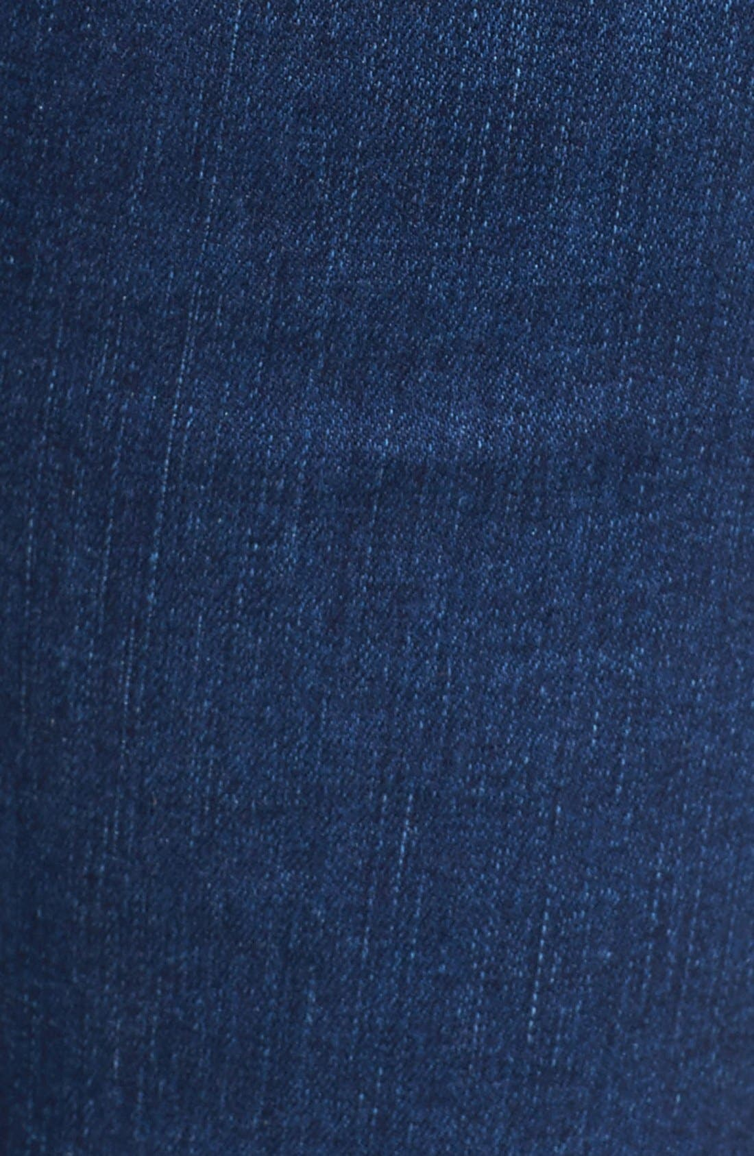 Alternate Image 6  - Topshop Jamie High Waist Ankle Skinny Jeans