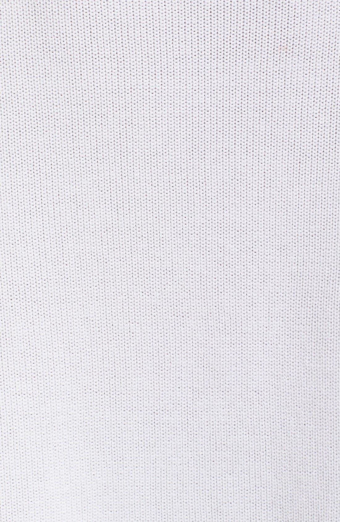 Alternate Image 5  - rag & bone/JEAN Taylor Washed Cotton Sweater