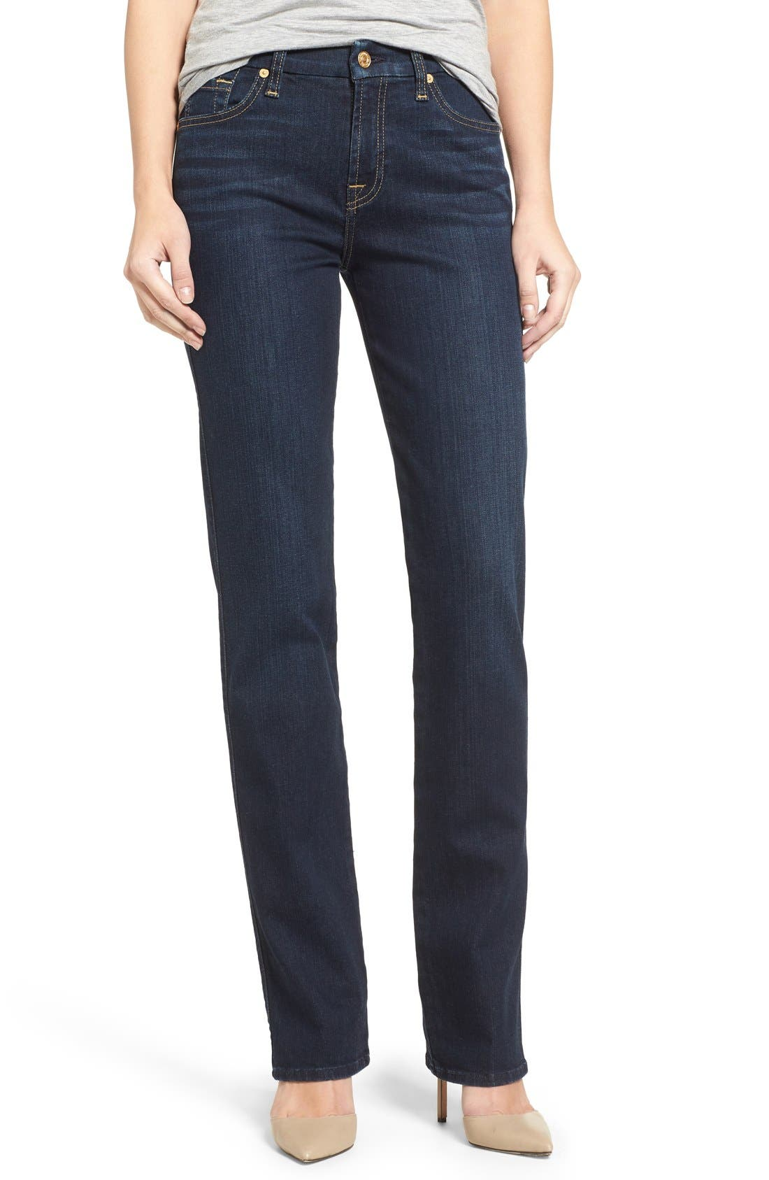 7 FOR ALL MANKIND® 'Kimmie' Straight Leg Jeans