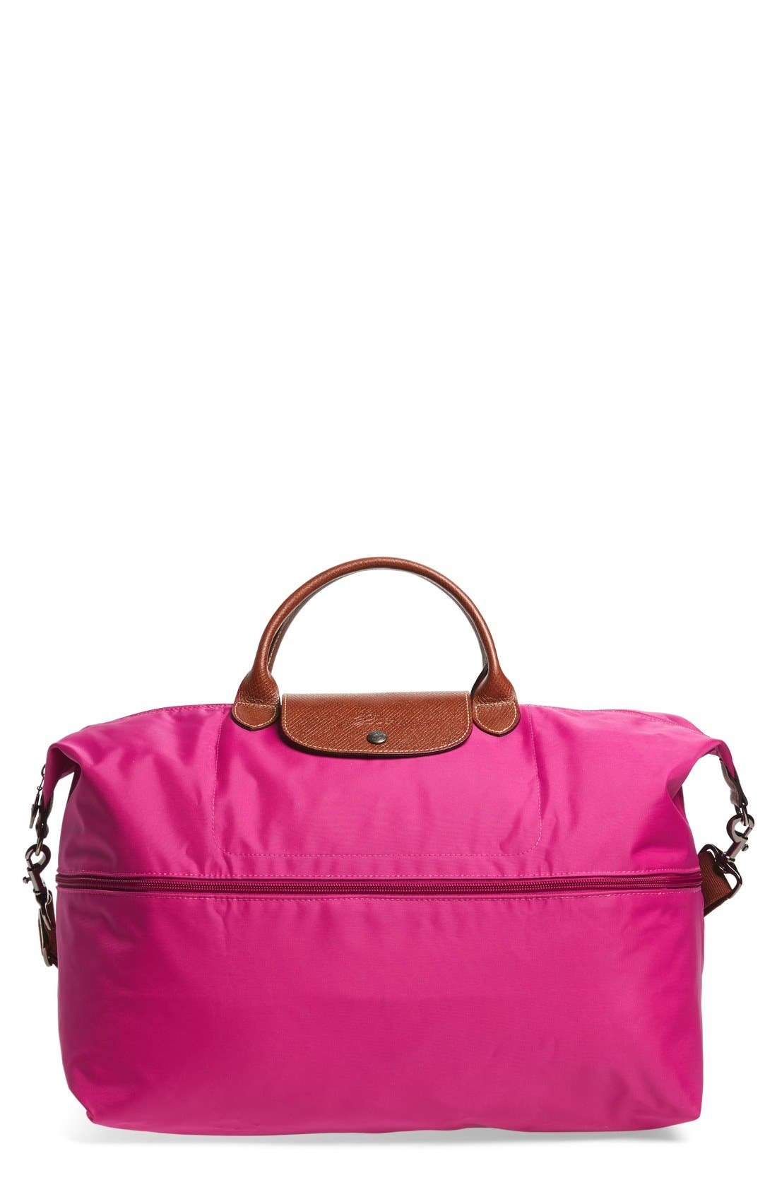 Main Image - Longchamp 'Le Pliage' Expandable Travel Bag (21 Inch)