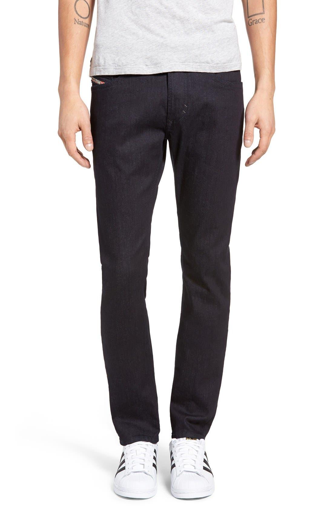 DIESEL® Thavar Slim Fit Jeans