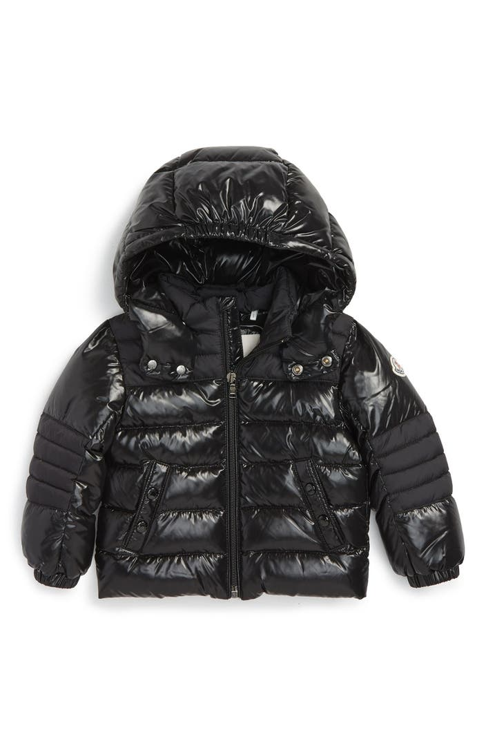 moncler thibert hooded down jacket baby boys nordstrom. Black Bedroom Furniture Sets. Home Design Ideas